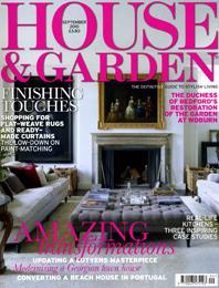 House & Garden - September 2010