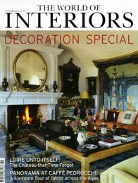 The World Of Interiors - October 2012